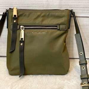 MARC JACOBS Trooper Nylon Adjustable Crossbody Bag
